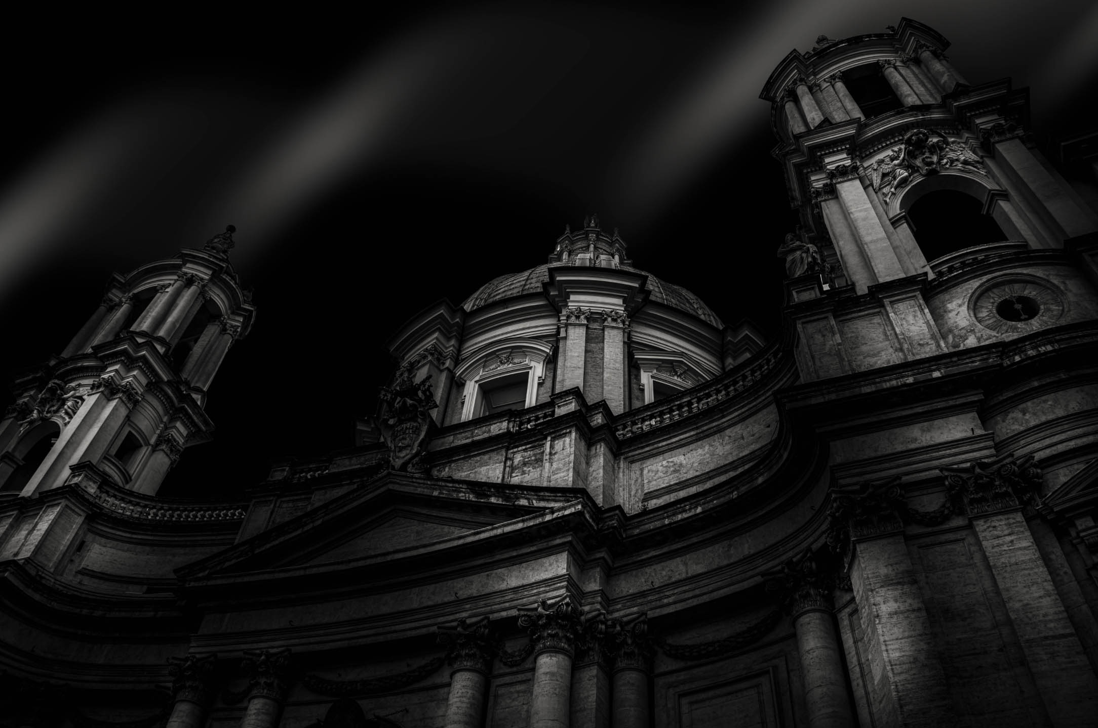 Sant Agnese in Agone - Piazza Navona - Roma