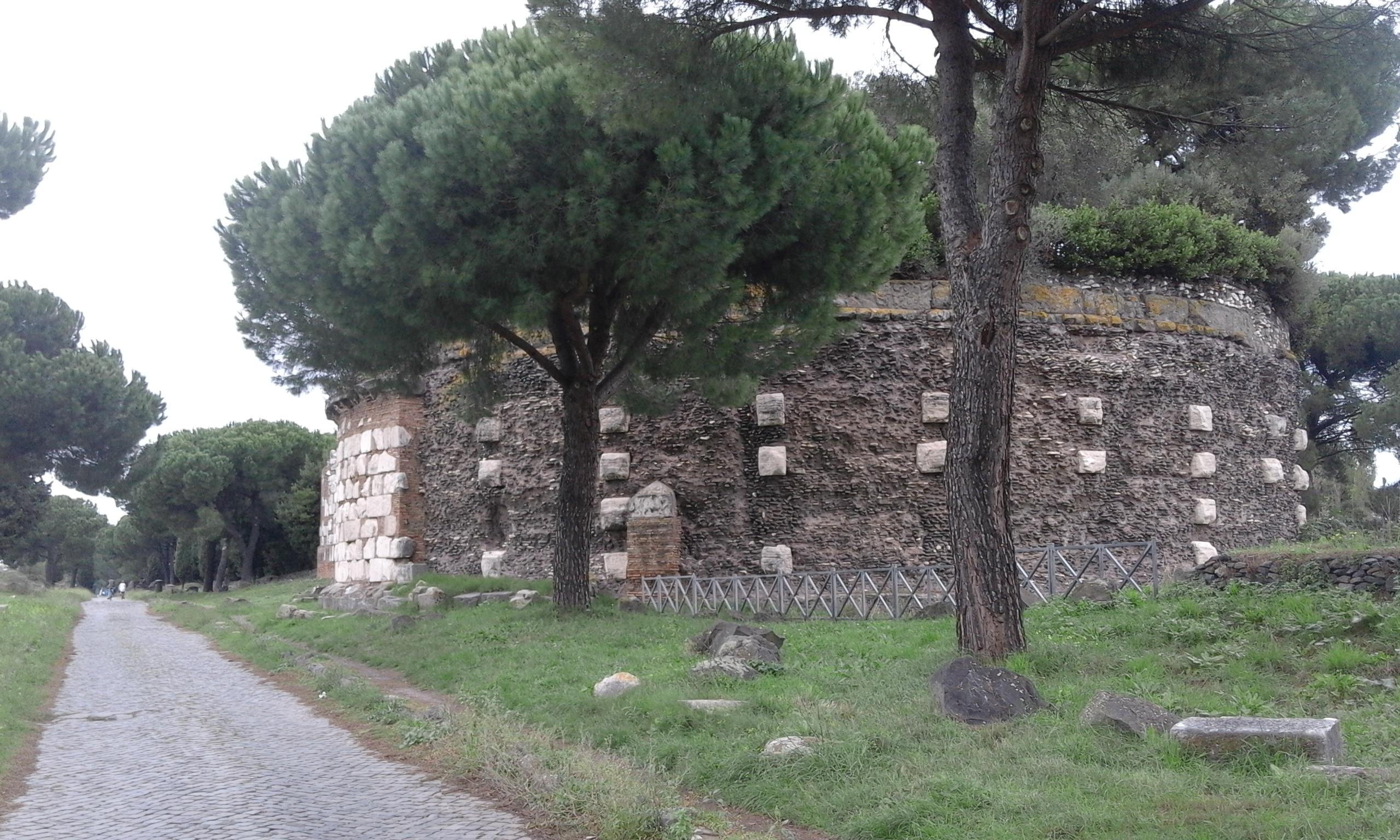 Appia Antica Rome avec guide privé