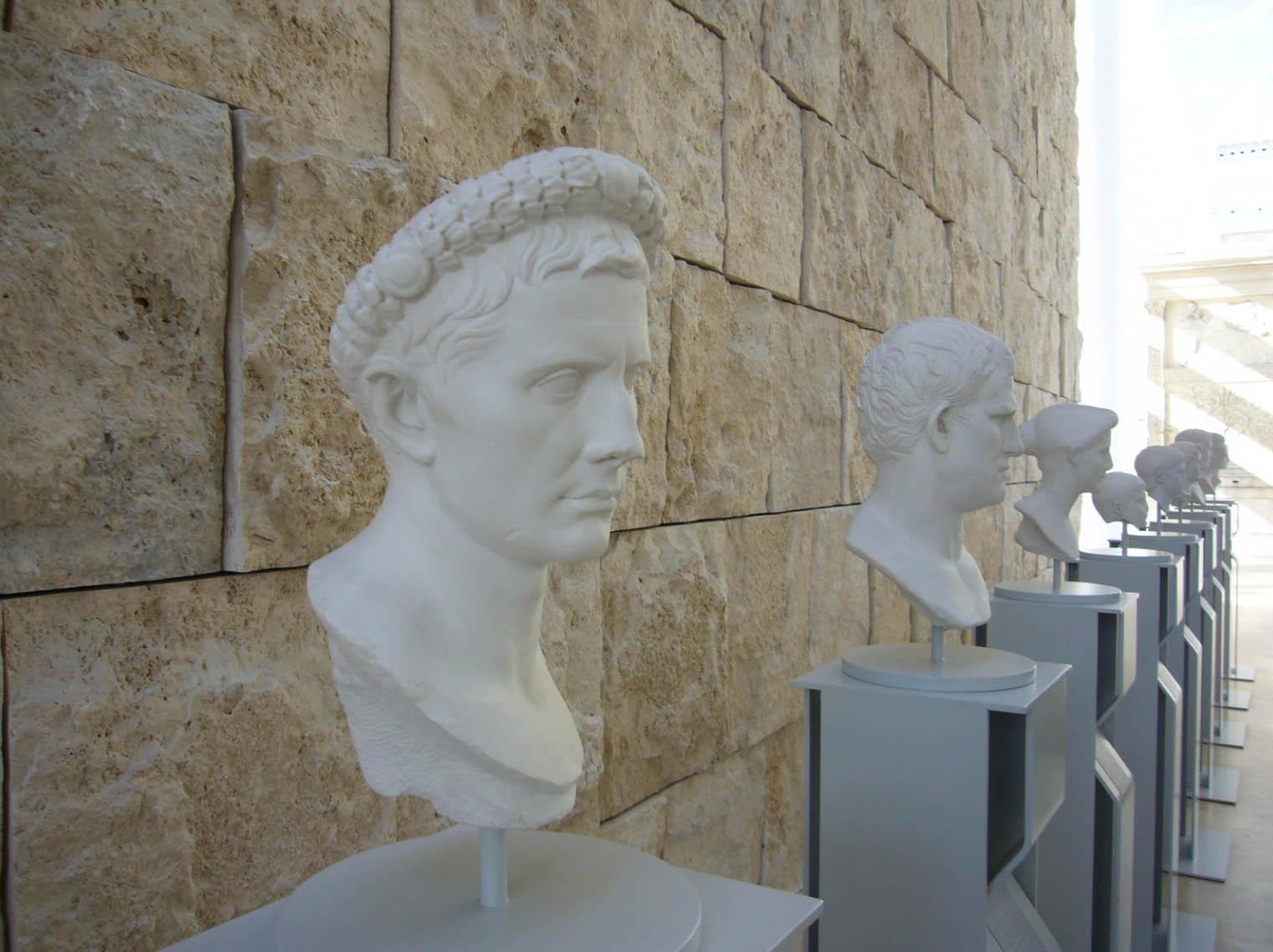 Ara Pacis - Visite de Rome