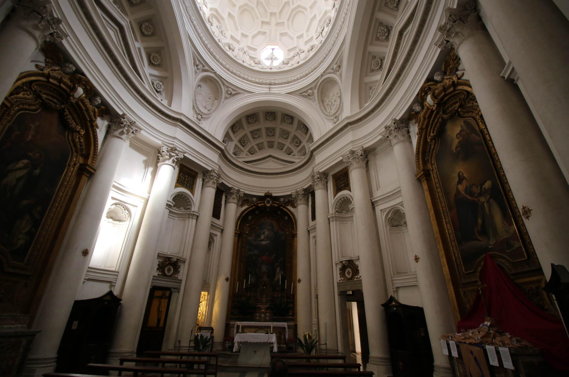Borromini - San carlo alle quattro fontane