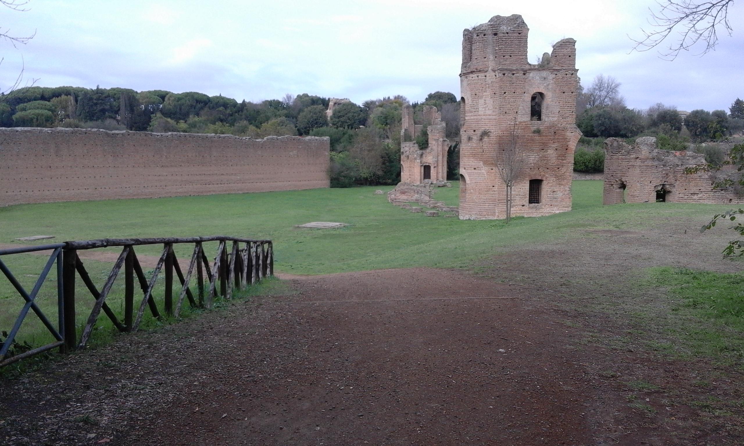 Cirque Massenzio - Appia Antica - Rome