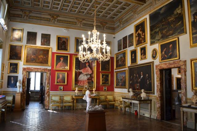 Galerie Spada à Rome
