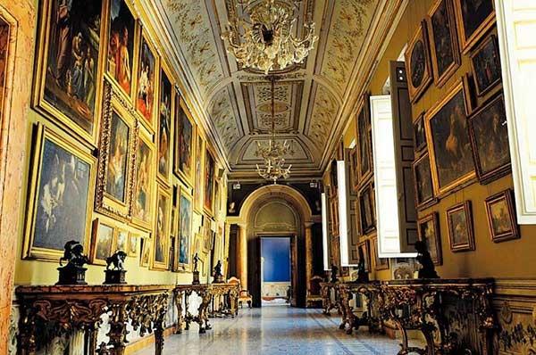 Palazzo Barberini - Galerie nationale d'art antique à Rome