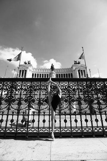 Place de Venise à Rome - Photo d'art
