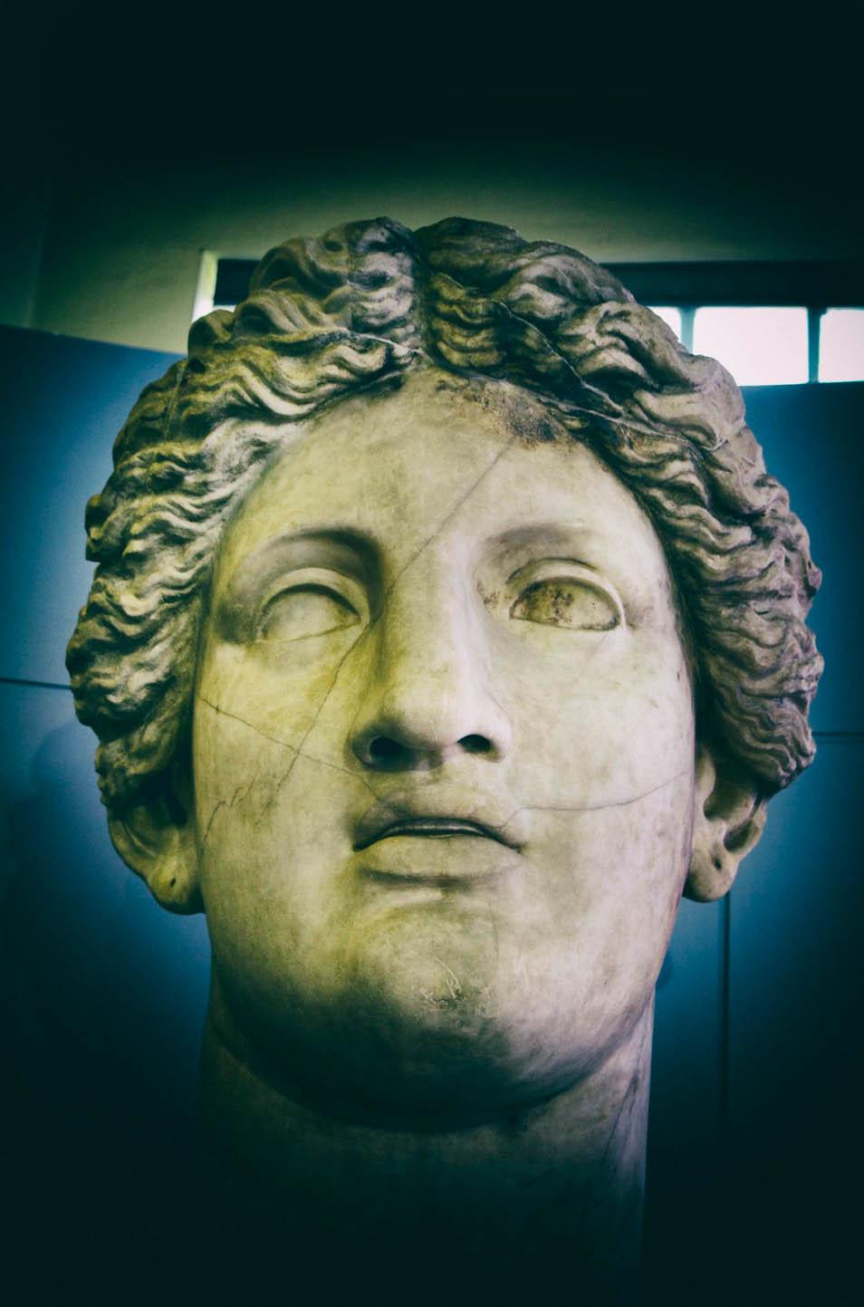 Rome avec guide local - Collection du Capitole à Centrale Montemartini