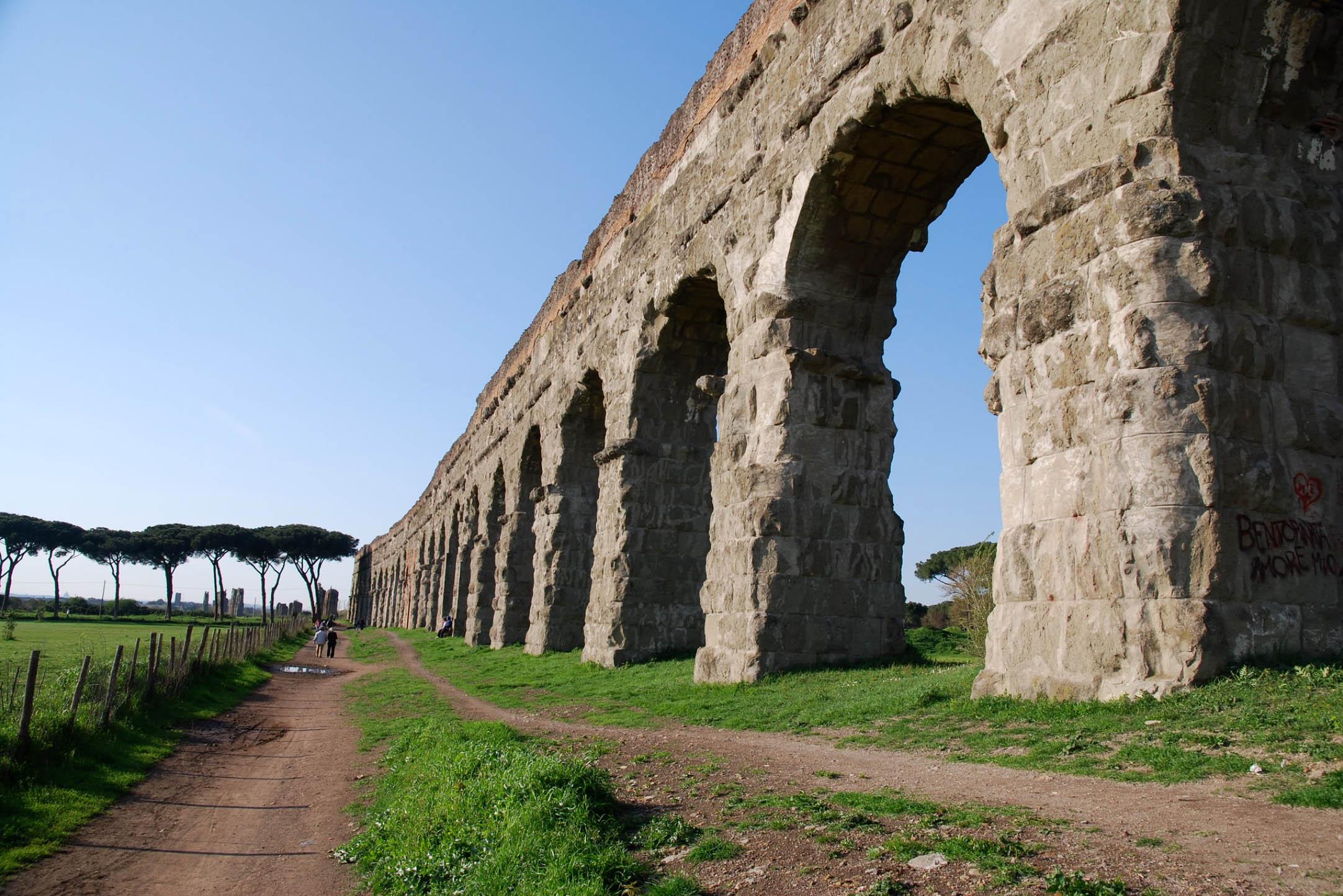 Rome avec un guide local