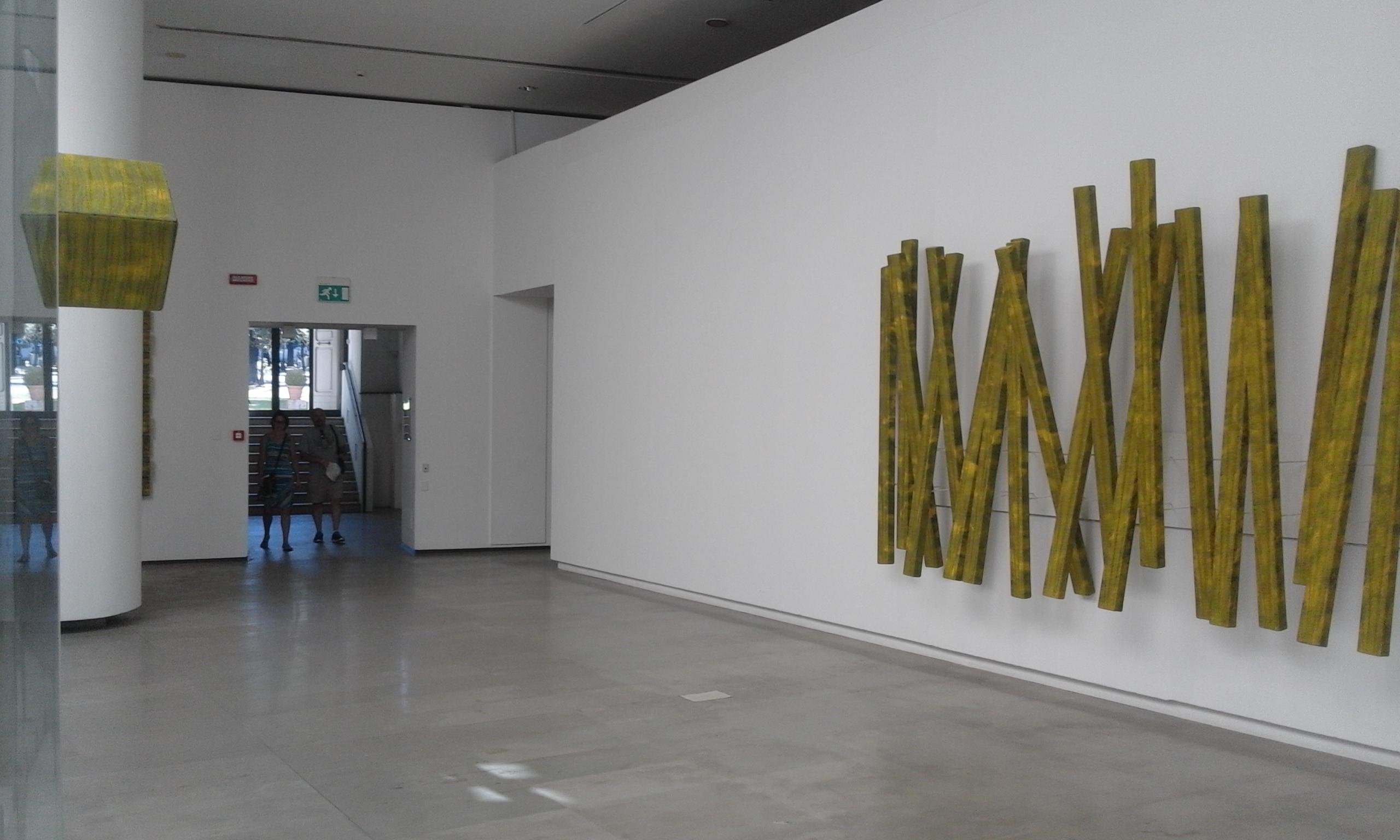 Visite guidée du musée Carlo Bilotti à Rome
