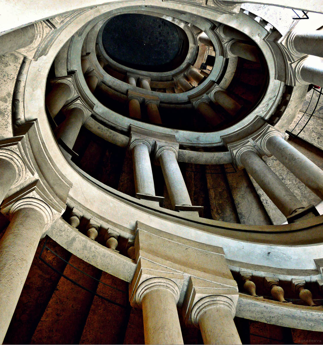 Visite privée de Borromini à Rome