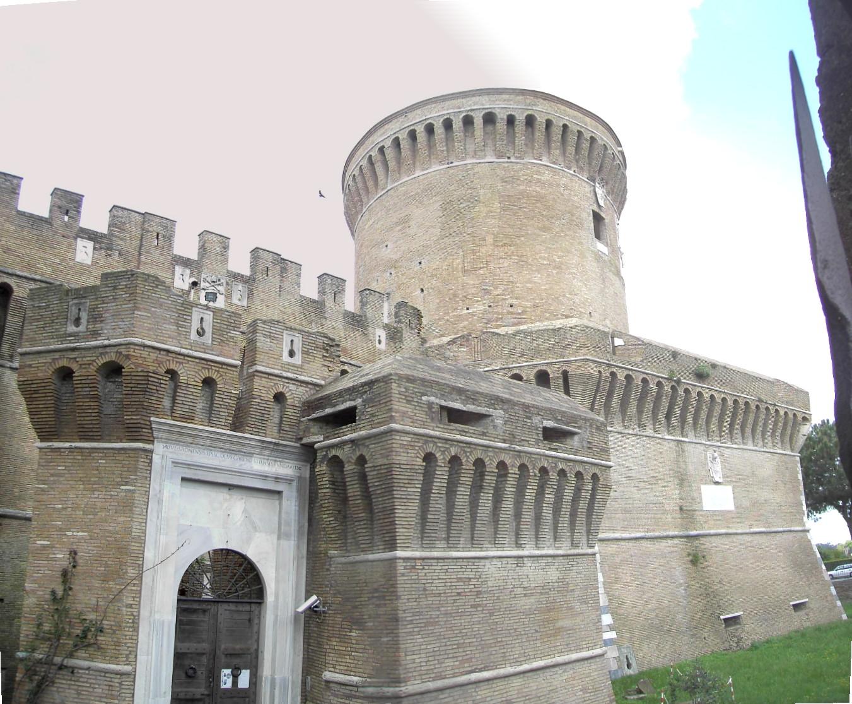 Château - Ostie - Latium - Visite guidée en voiture