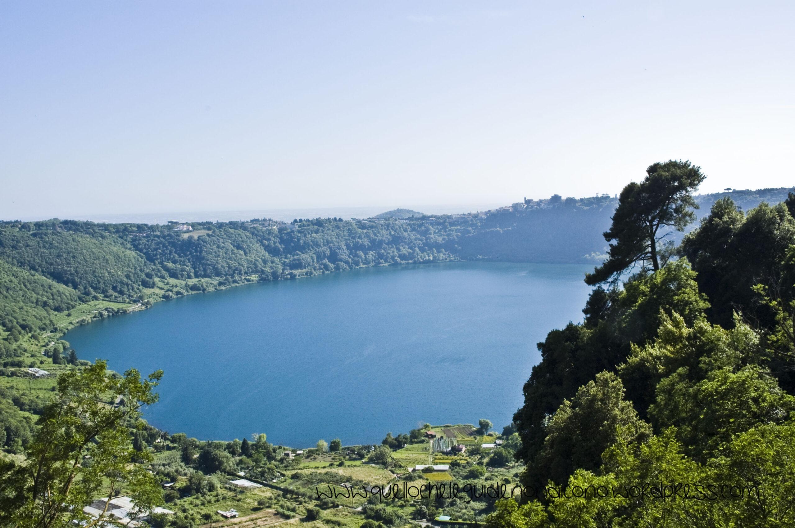 Lac - Lago di Nemi - Castelli Romani