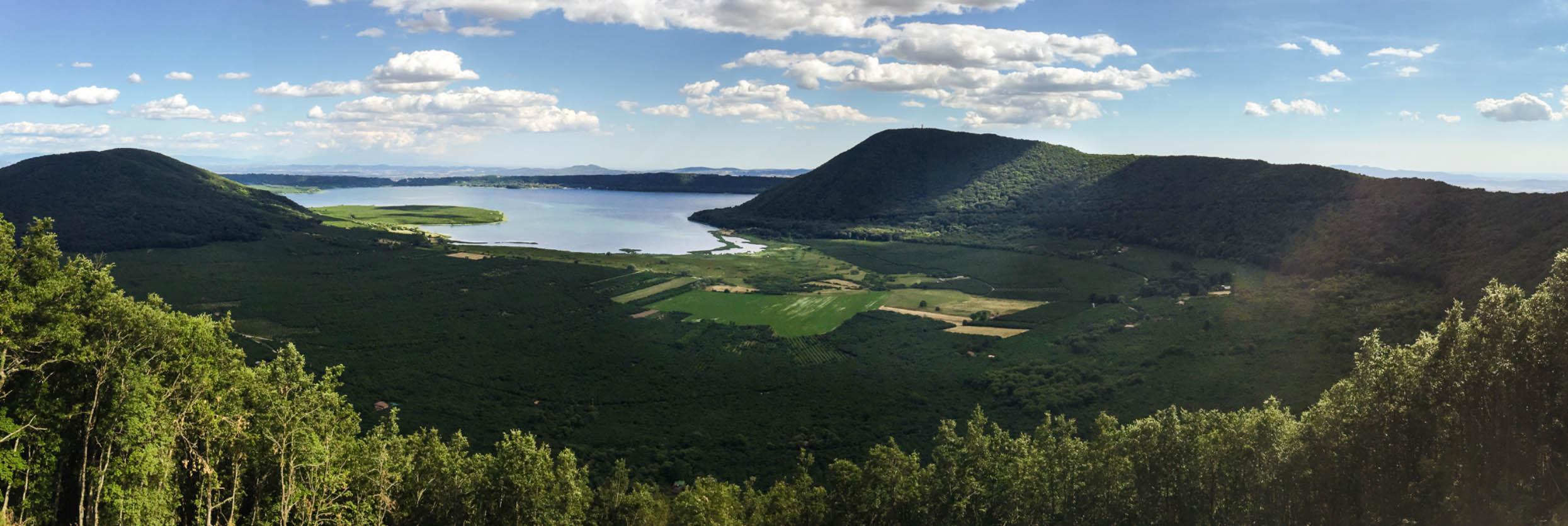 Lac de Vico - VT - Visite privée du Latium