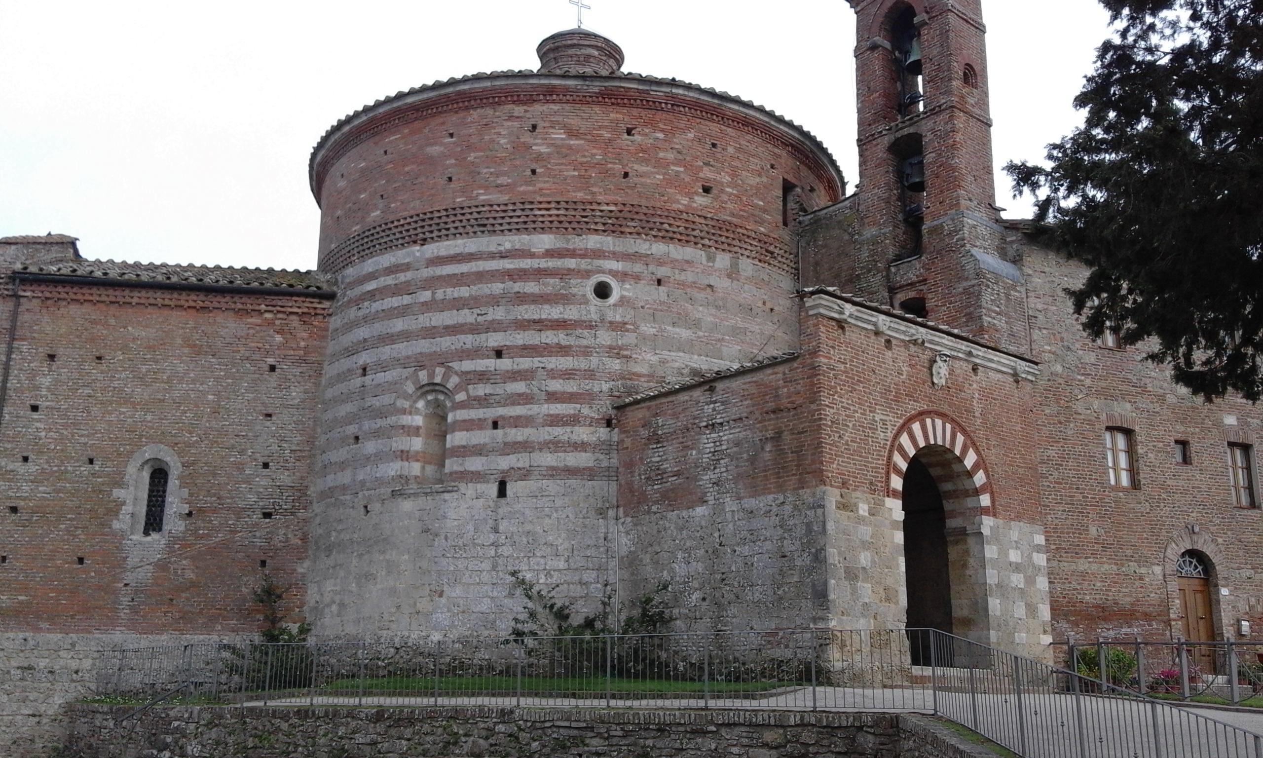 Monastère San Galgano province de Sienne