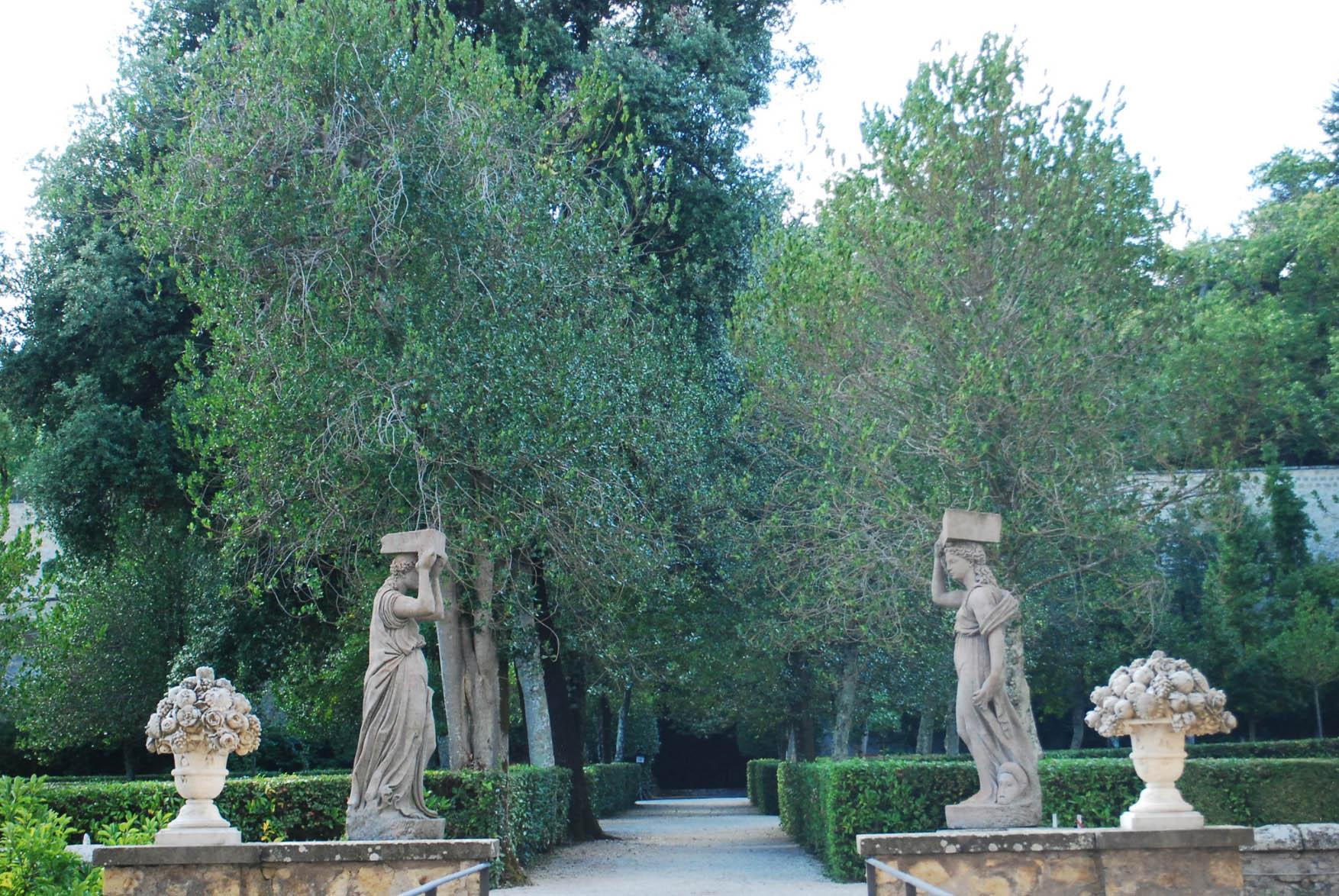 Palazzo Farnese - Caprarola - Latium - Italie visites privées
