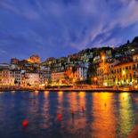 Port de Santo Stefano - Toscane
