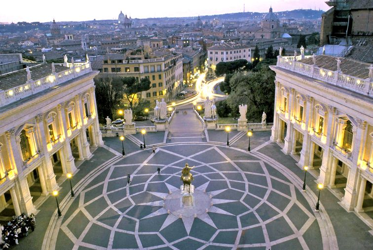 TOURS PRIVÉS DE ROME - Campidoglio