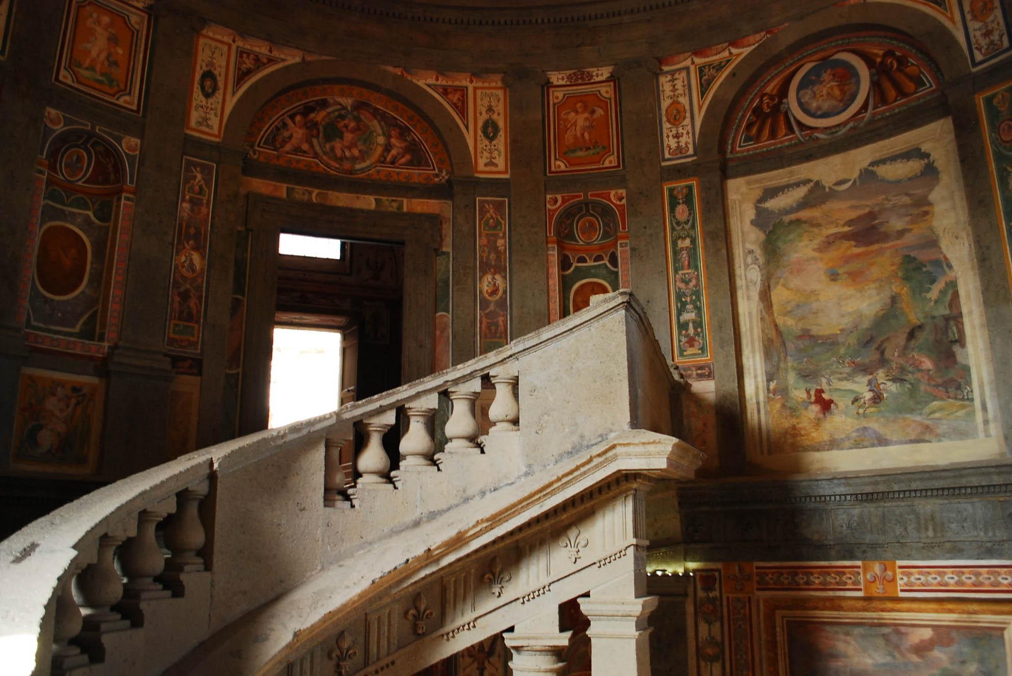 Villa Farnese - VT - Lazio Visite privée