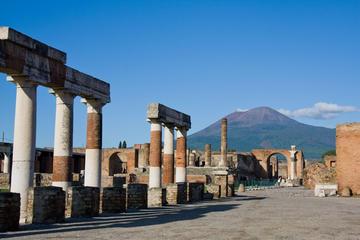 Visite privée de Pompéi au départ de Rome