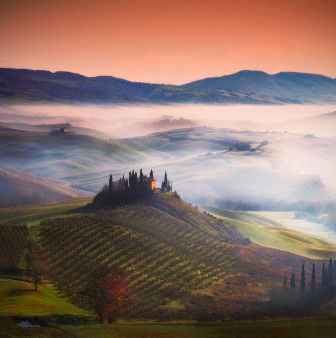 Visites privées en Toscane